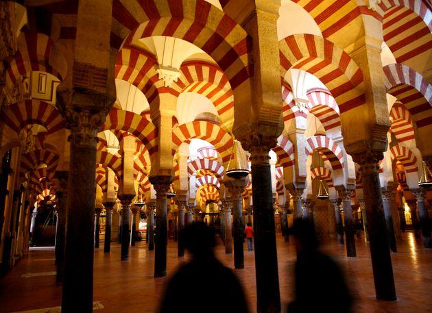 Una imagen del interior de la Mezquita-Catedral de Córdoba(REUTERS/Marcelo del