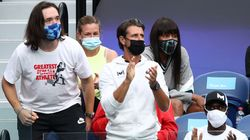 Alexis Ohanian's T-Shirt Shuts Down Serena Williams' Critics In Australian Open