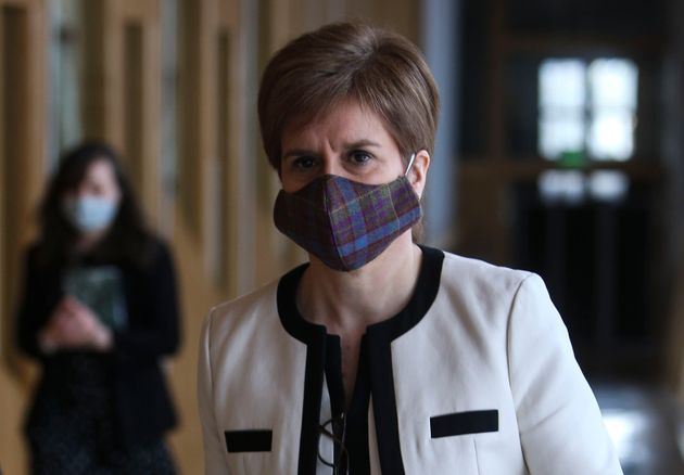 Some Scottish Pupils Back To School On Monday, Announces Nicola