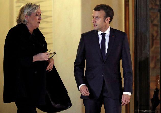 Legge contro il radicalismo islamico, Macron gioca nel campo di Le