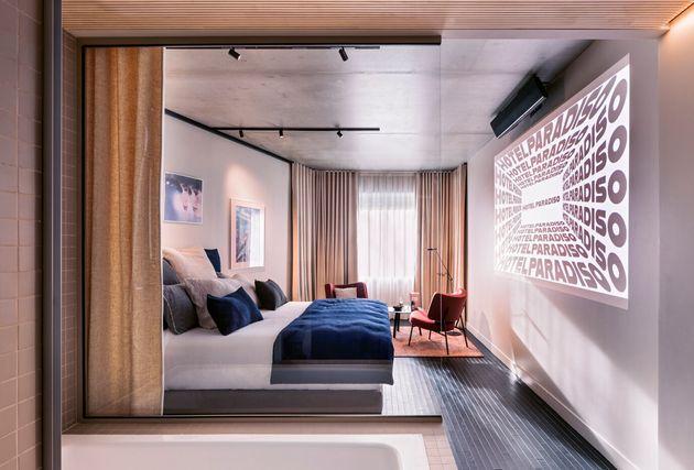 L'hôtel Paradisio de MK2 va devenir le tout premier hôtel-cinéma à Paris, en mars