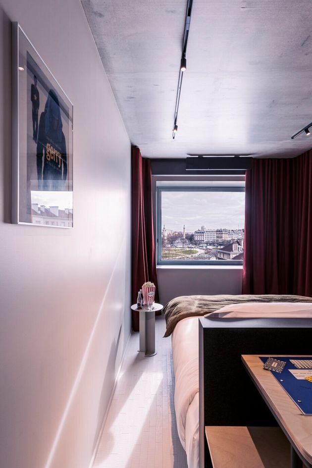 L'hôtel Paradisio de MK2 va devenir le tout premier hôtel-cinéma à Paris, en...
