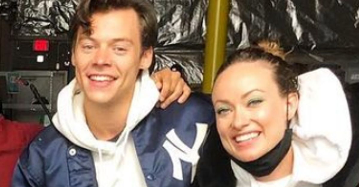 Olivia Wilde Is Really Into Harry Styles For Taking A Role In Her Female-Led Movie - HuffPost