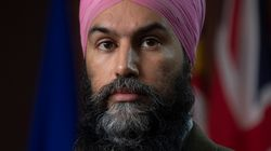 Singh Wants Military Help In Canada's COVID-19 Vaccination