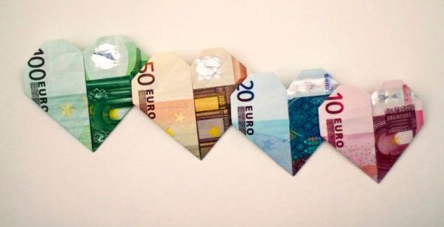 Des billets d'Euros. (Photo