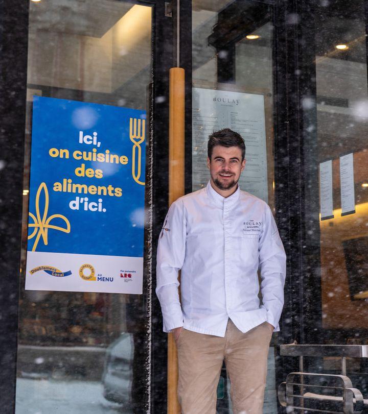 «Doublement local», la nouvelle campagne d'Aliments du Québec au menu
