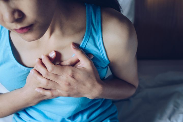 Chest pain can indicate a serious problem like heart disease or lung issues.