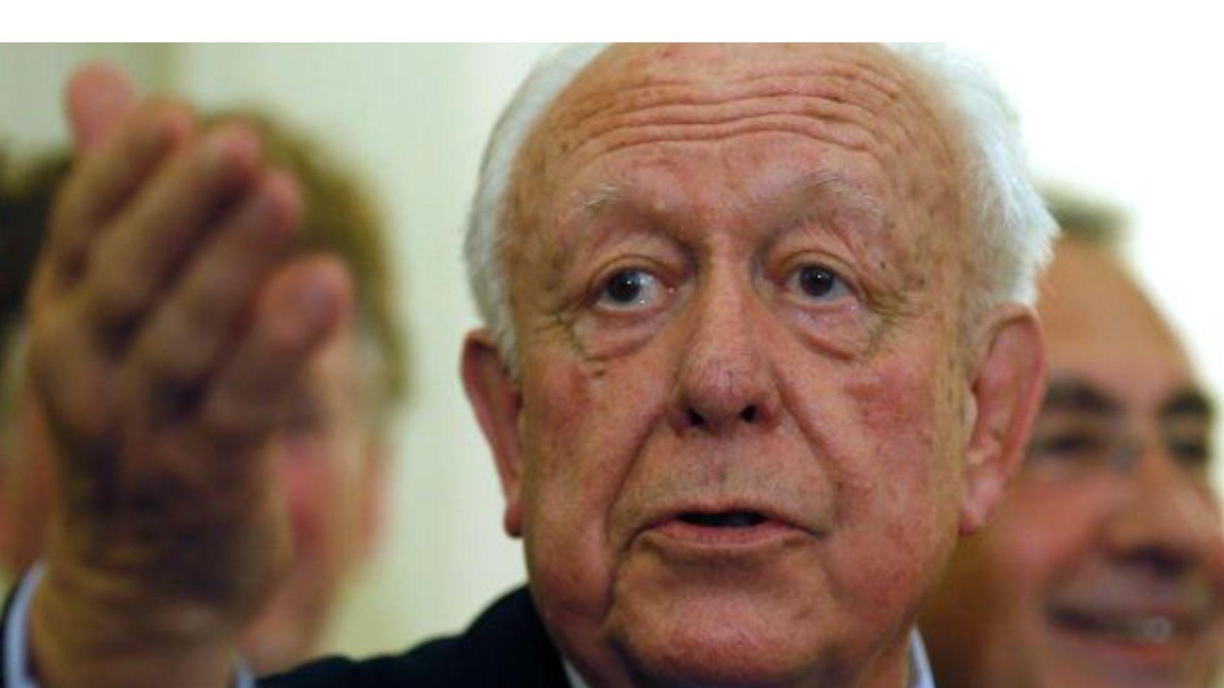 Le domicile de l'ex maire de Marseille Jean-Claude Gaudin perquisitionné