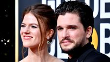 'Game Of Thrones' Stars Kit Harington, Rose Leslie Welcome Baby Boy