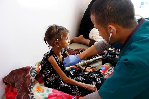 Ο πόλεμος στην Υεμένη...