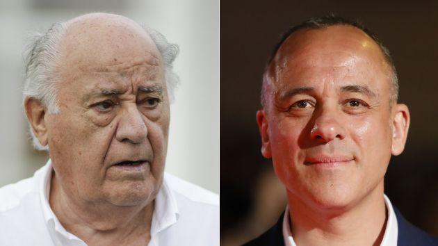 Amancio Ortega y Javier
