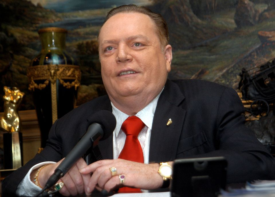 Larry Flynt, the founder of Hustler magazine who oversaw a massive porn empire, died on February 10, 2021 at 78.