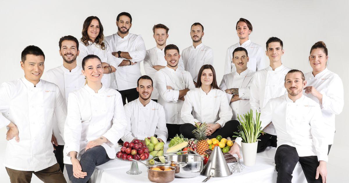 """""""Top Chef 2021"""": Mathieu Vande Velde réagit à son élimination - Le HuffPost"""