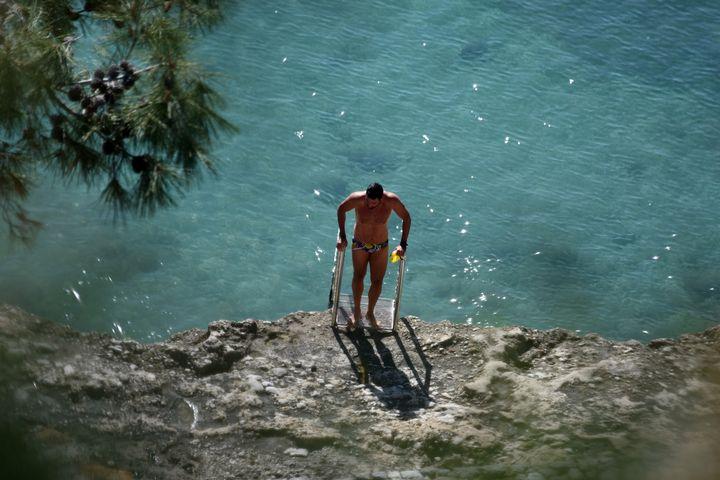 Παραλία Αρβανιτιάς