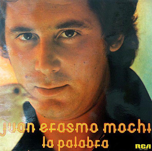 'La palabra', disco de Juan Erasmo