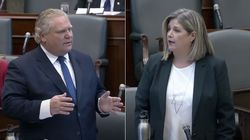 Ford Called Sexist After Dismissing Criticism As 'Nails On A