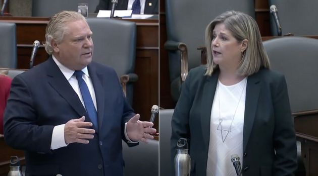 Ontario Premier Doug Ford is being called sexist and misogynistic for comparing NDP Leader Andrea Horwath's...