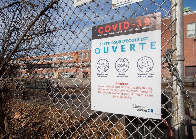Un nouveau variant de la COVID-19 pourrait frapper en premier les écoles de