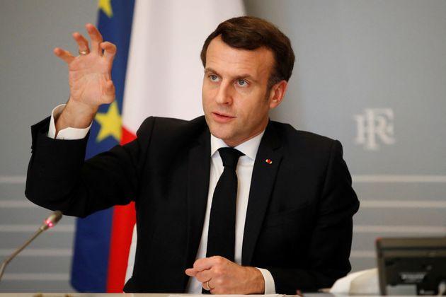 Emmanuel Macron a rencontré ses homologues africains durant une visioconférence le 17 février