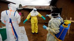 Health Officials Rush To Respond As Ebola Re-Emerges In