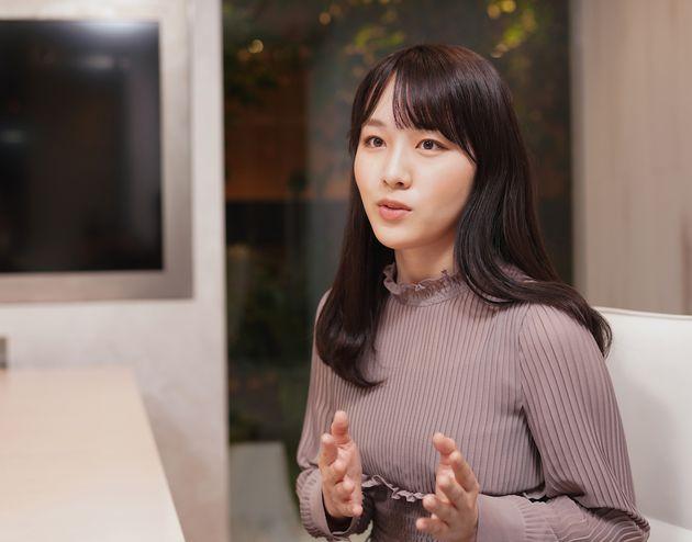 久保 綾乃さん 株式会社 USEN-NEXT HOLDINGS コーポレート統括部 人事部 採用マーケティング課