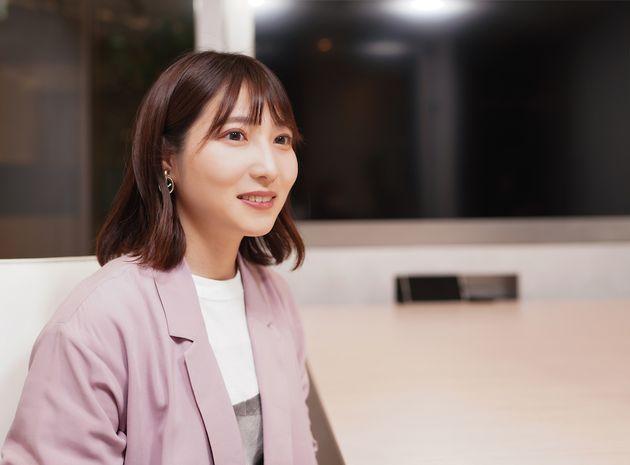 長部 楓さん 株式会社 USEN-NEXT HOLDINGS コーポレート統括部 人事部 採用マーケティング課