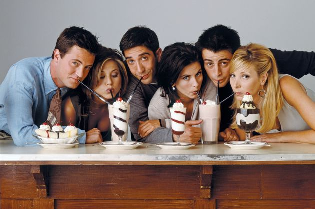 The cast of Friends are reuniting for an unscripted