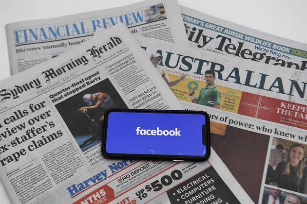 Facebook prohíbe a los usuarios de Australia ver y compartir