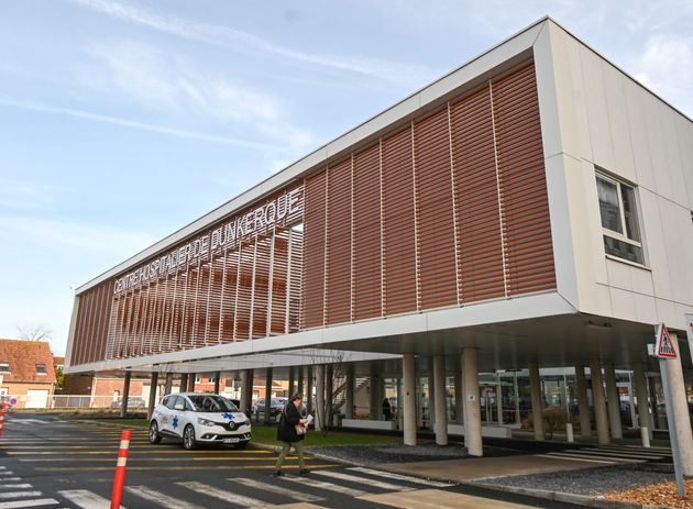 L'hôpital de Dunkerque (image