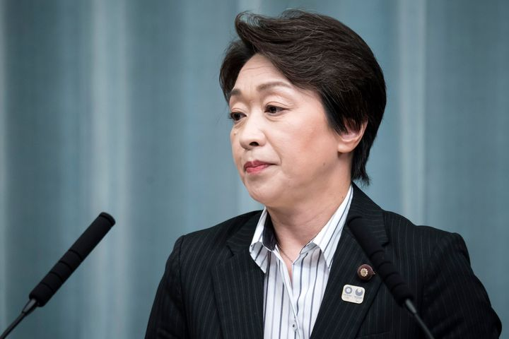 Seven-time Olympian Seiko Hashimoto replaces Yoshiro Mori, the former Japanese prime minister forced to resign over sexist co