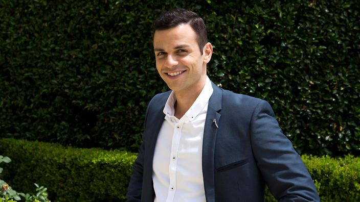 Actor Tyler De Nawi's real name is Mustafa, but he changed it to Tyler to make his mark in Australia's film and TV industry.