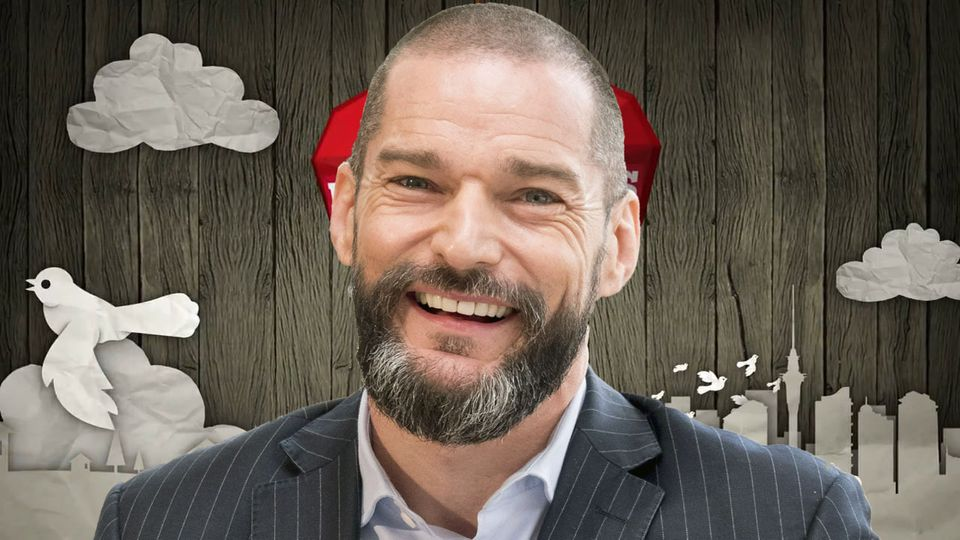 Fred Sirieix Spills The Beans On First Dates: 'It Took Me A While To