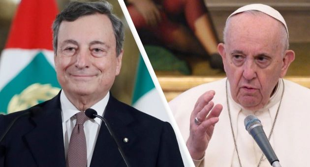 Draghi/Papa
