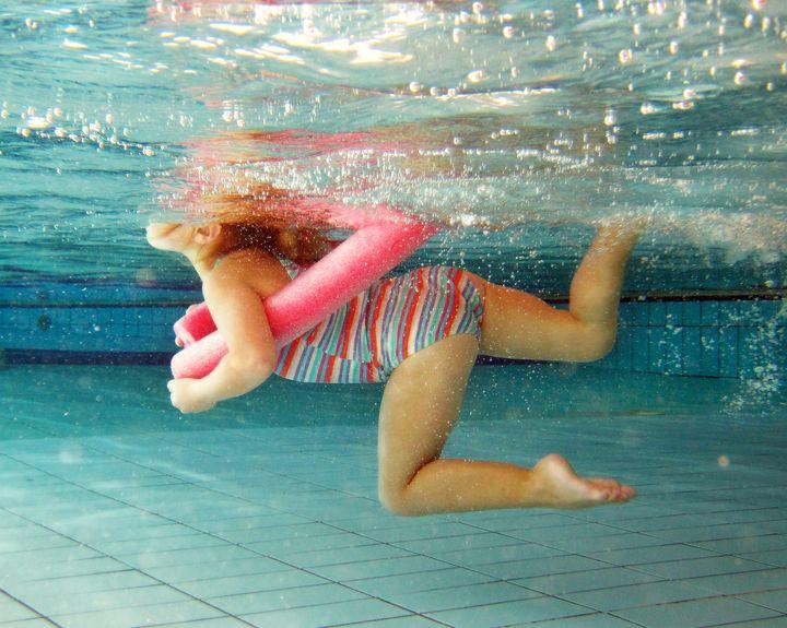 Ωρα κολύμβησης