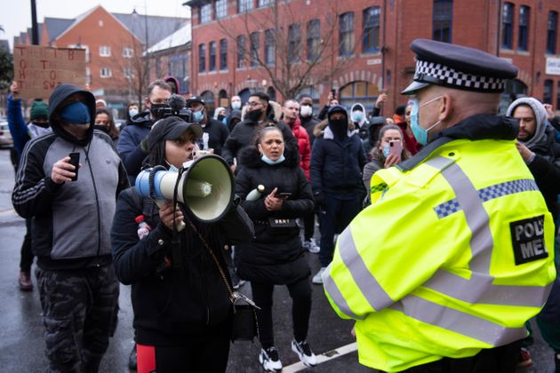 Black Lives Matter UK Grants To Fund Vital Domestic Abuse Study And Police Monitoring