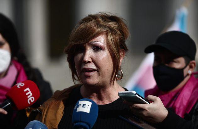 Mar Cambrollé, presidenta de la Plataforma