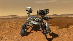To Perseverance της NASA στην τελική ευθεία για τον
