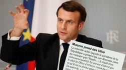 Cette citation attribuée à un proche de Macron vaut le