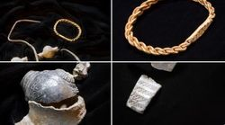 Ανακαλύφθηκαν «μοναδικά» κοσμήματα των Βίκινγκ στην Νήσο του