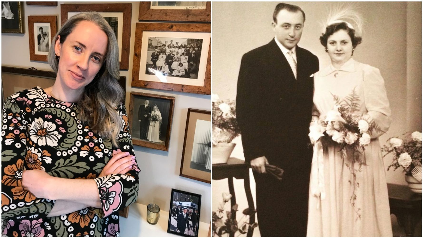 This Woman Found A Vintage Wedding Album And Tracked Down Its Long Lost Family