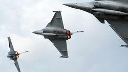 Μαχητικά Rafale σε χαμηλή πτήση έκοψαν το ρεύμα σε γαλλικό