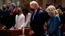 Kansas Archbishop Insists Biden Is Not A 'Devout' Catholic Based On Abortion Stance