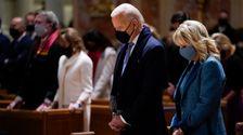 Kansas Archbishop Insists Biden Is Not A 'Devout' Catholic Based On Abortion Stance
