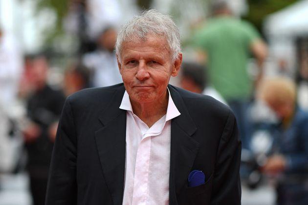 Le journaliste Patrick Poivre d'Arvor au festival de Cannes, le 20 mai