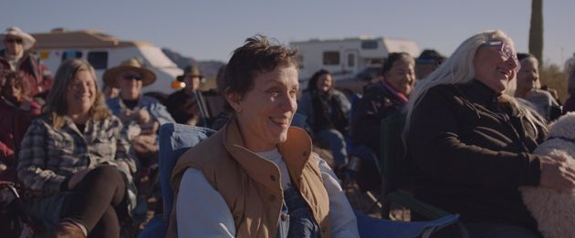 Frances McDormand stars in