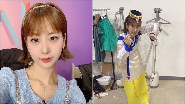 '미스트롯2' 최종 8위 강혜연 탈락