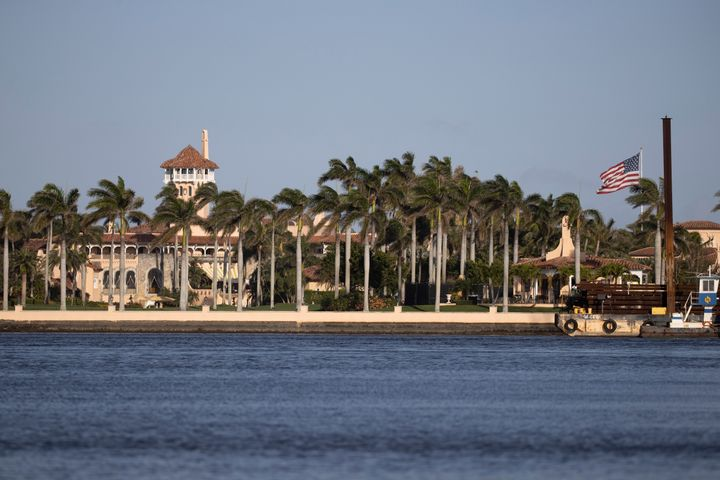 Former President Donald Trump's Mar-a-Lago resort, where he's been living since leaving the White House, has seen visitors fr