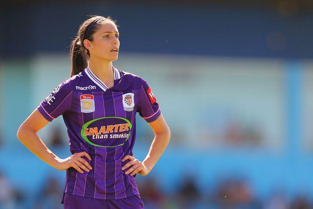 男女同一賃金に取り組んだ、サッカー元オーストラリア代表のケイト・ギル氏