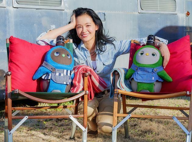 """黒谷友香さん「生命のないLOVOTに、あえて""""人生""""という名前をつけた」ロボットは、人間の生命観を変えるのか?"""