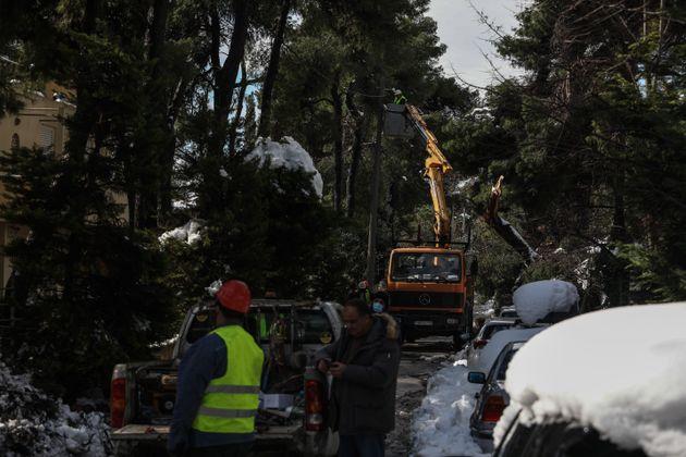 «Μήδεια»: 3.500 νοικοκυριά χωρίς ρεύμα για τέταρτη